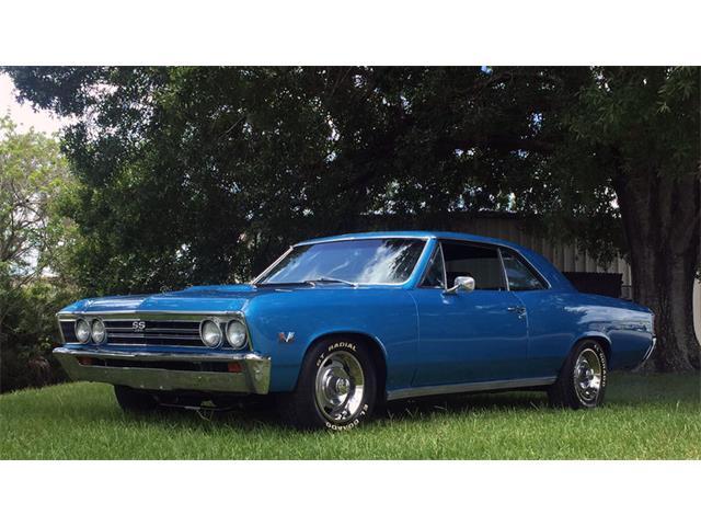 1967 Chevrolet Chevelle SS | 896196