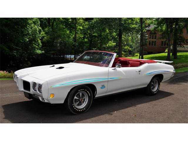 1970 Pontiac GTO (The Judge) | 896202