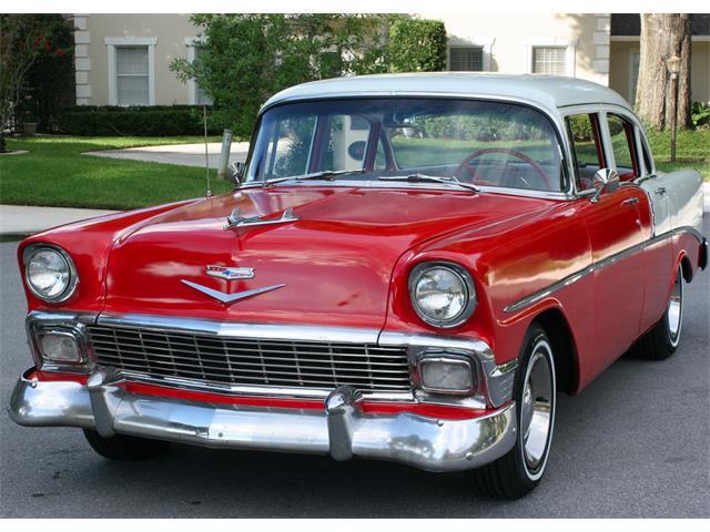 1956 Chevrolet 210 | 890621