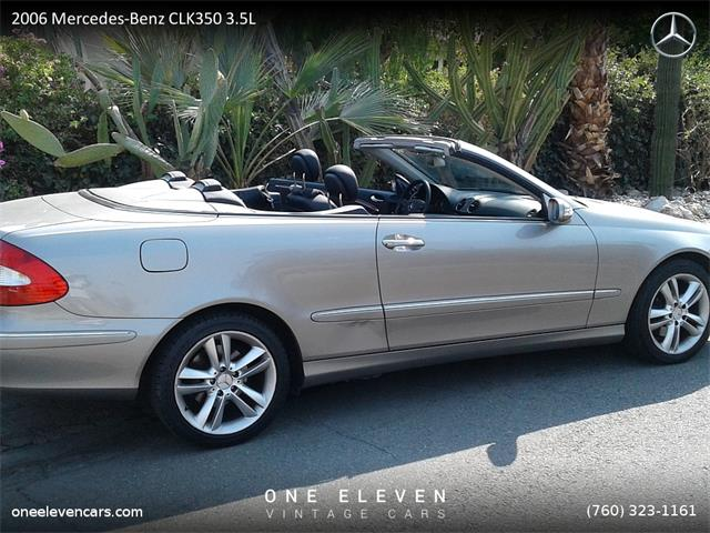 2006 Mercedes-Benz CLK350 | 896210