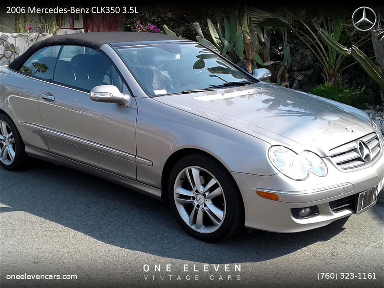 2006 mercedes benz clk350 for sale cc for Mercedes benz insurance