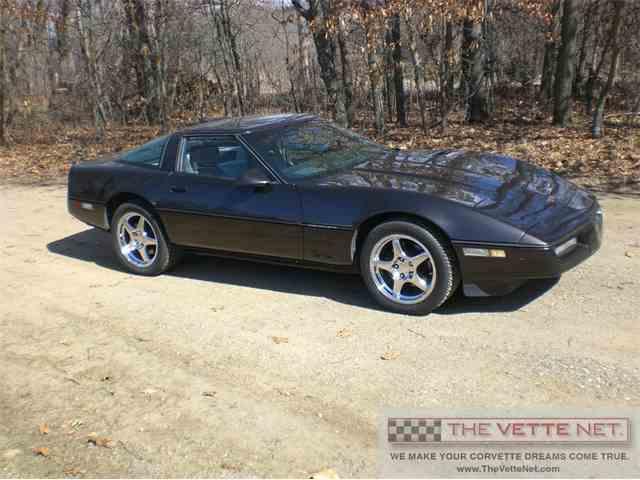 1989 Chevrolet Corvette | 896212