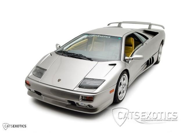 1999 Lamborghini Diablo | 896219
