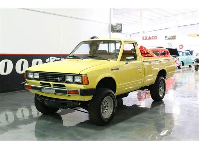 1980 Datsun 720 | 896226