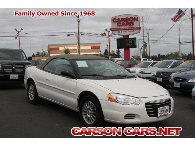2004 Chrysler Sebring | 896231