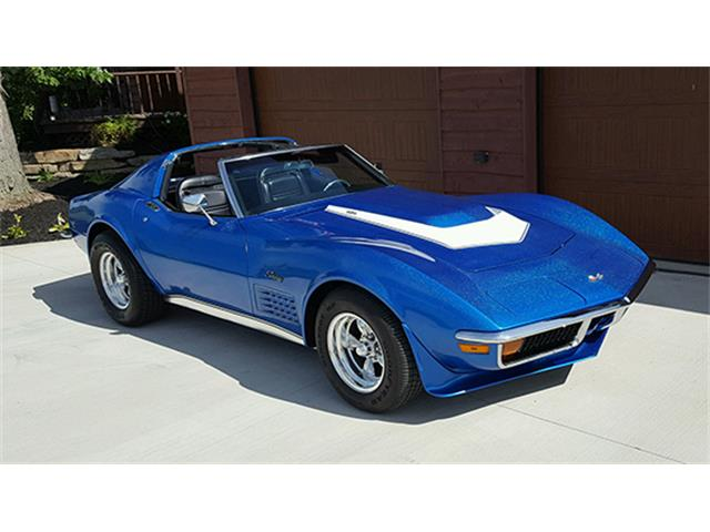 1972 Chevrolet Corvette Coupe Custom | 896248