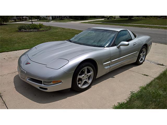 2004 Chevrolet Corvette | 896250