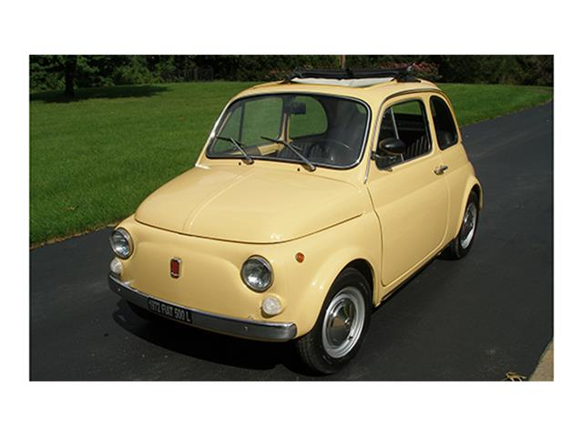 1972 Fiat 500 Coupe | 896255