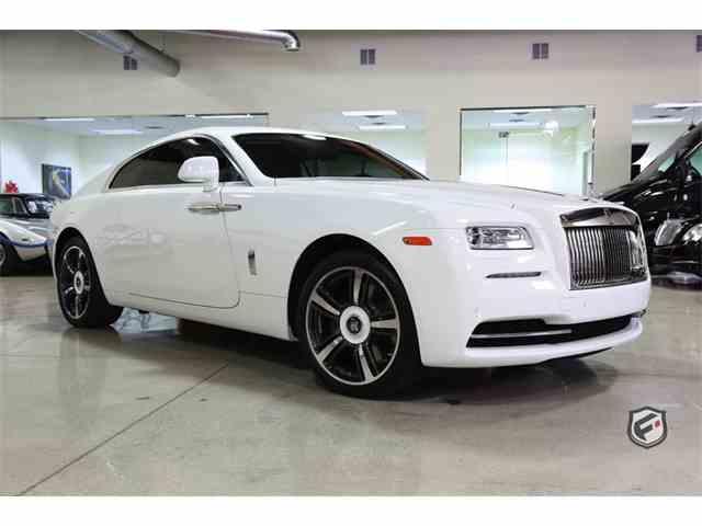 2015 Rolls-Royce Silver Wraith | 896259