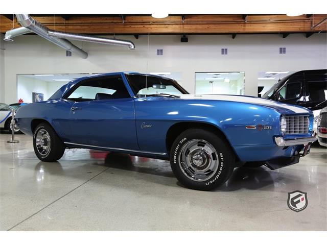 1969 Chevrolet Camaro Z28 | 896260
