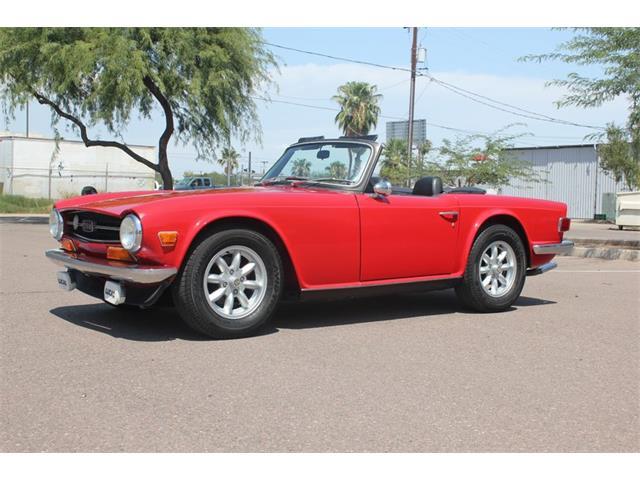 1971 Triumph TR6 | 896261