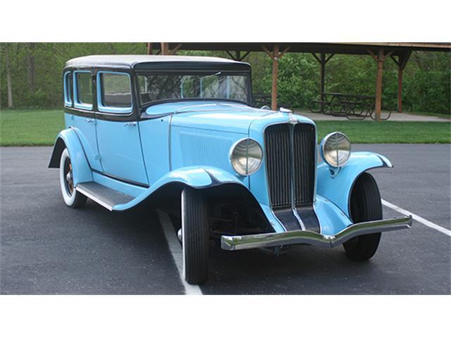 1932 Auburn 8-100A Sedan | 896266