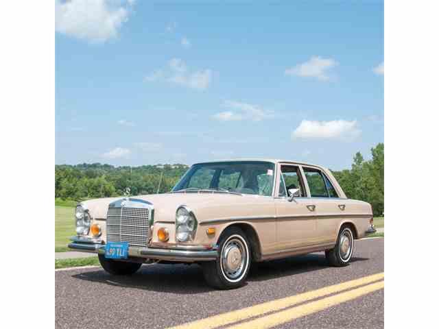1973 Mercedes-Benz 280SE | 896272