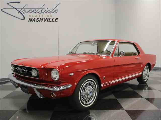 1966 Ford Mustang GT   896279