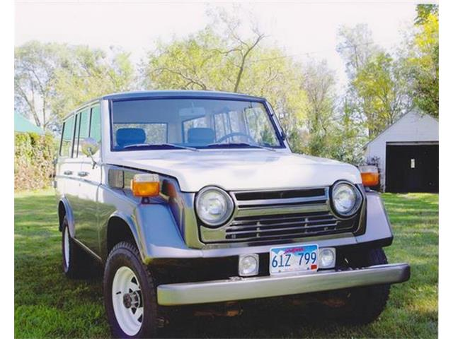 1977 Toyota Land Cruiser | 890628