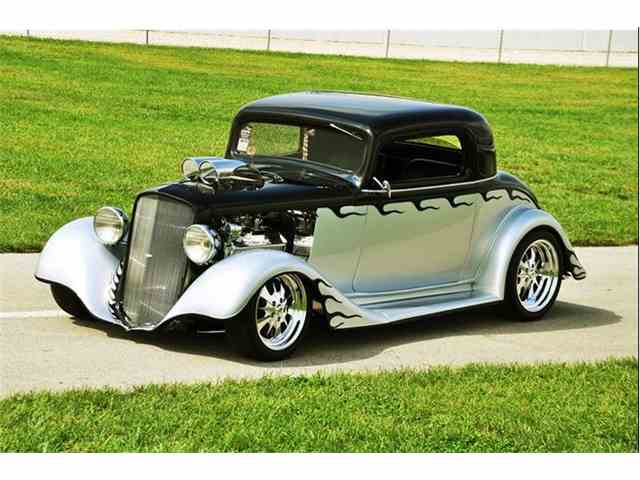 1935 Chevrolet 3-Window Coupe | 890629