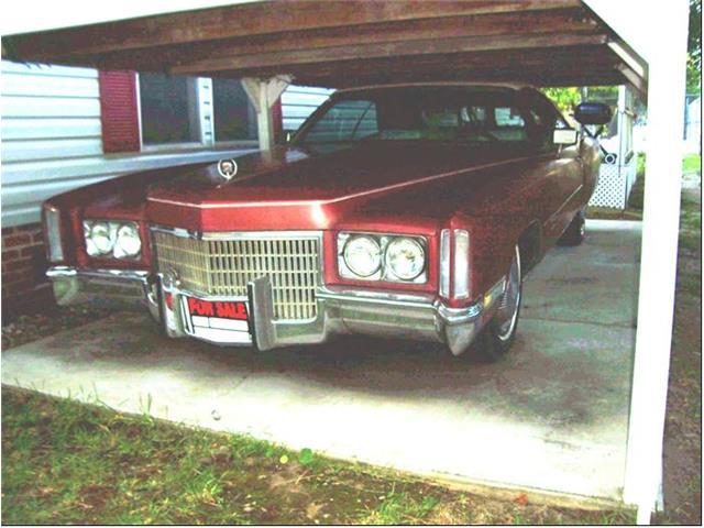 1971 Cadillac Eldorado | 890630