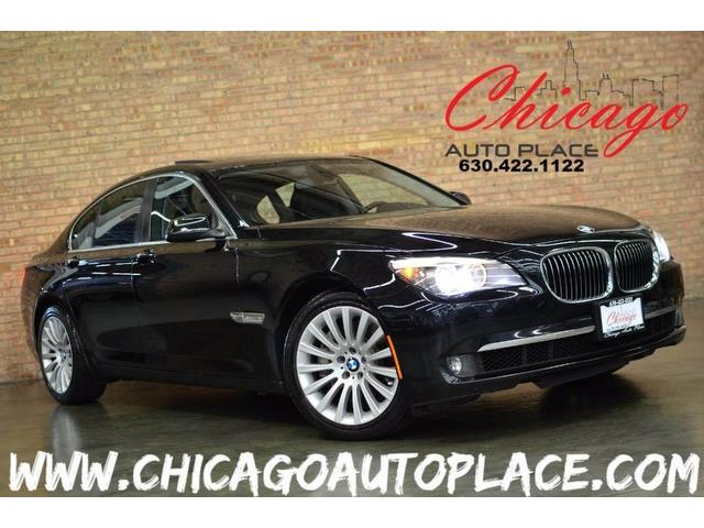 2012 BMW 7 Series | 896304