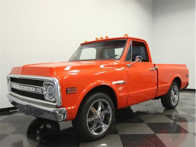 1969 Chevrolet C/K 10 | 896311