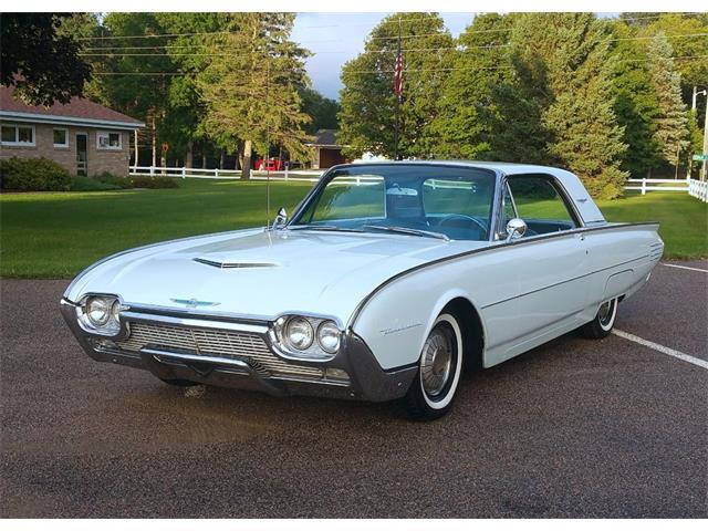1961 Ford Thunderbird | 896316