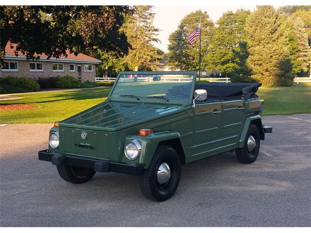 1974 Volkswagen Thing | 896317