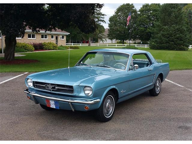 1965 Ford Mustang | 896321