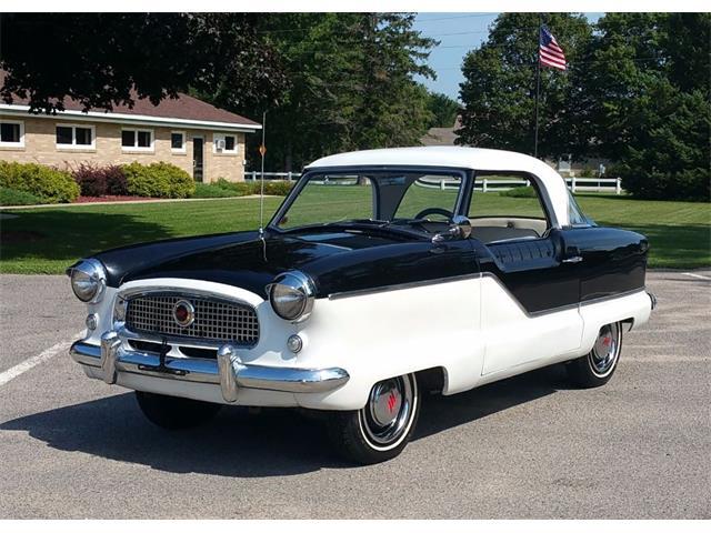 1958 Nash Metropolitan | 896323