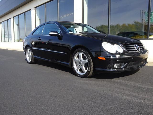 2003 Mercedes-Benz CLK500 | 896326