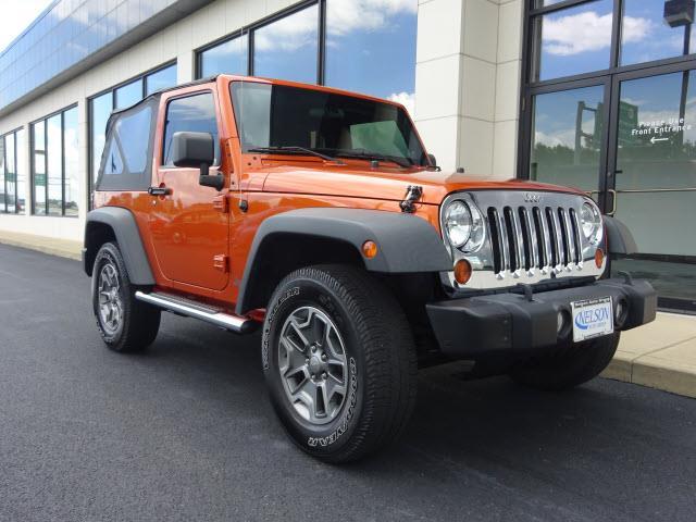 2011 Jeep Wrangler | 896332