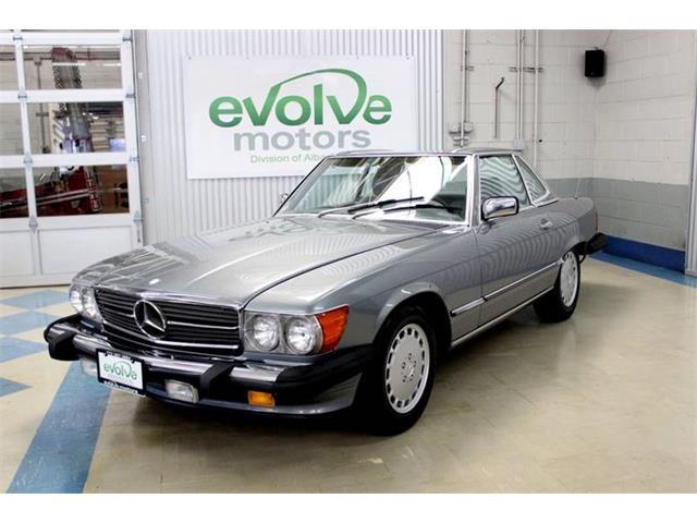 1988 Mercedes-Benz 560 | 896336