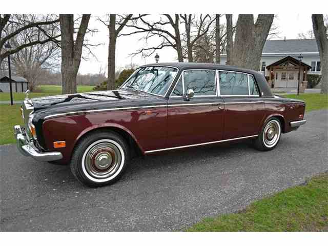1972 Rolls-Royce Silver Shadow | 896342