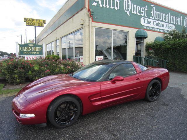 2004 Chevrolet Corvette | 896346
