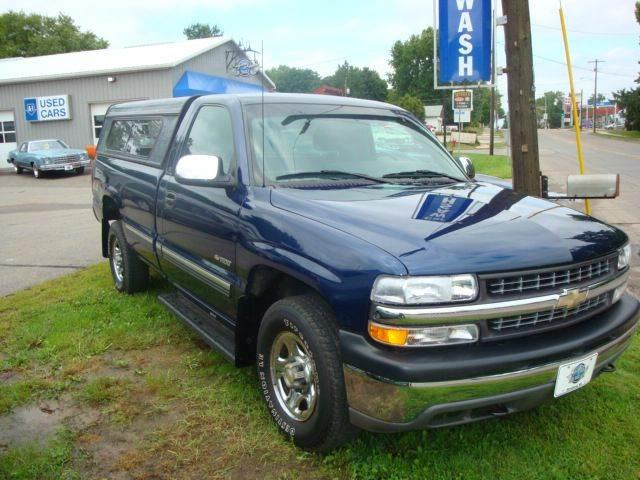 2001 Chevrolet Silverado | 896349