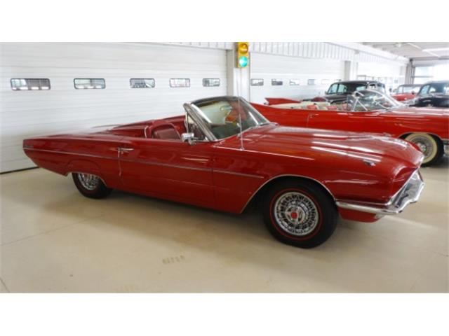 1966 Ford Thunderbird | 896355