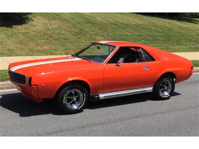 1969 AMC AMX | 896361