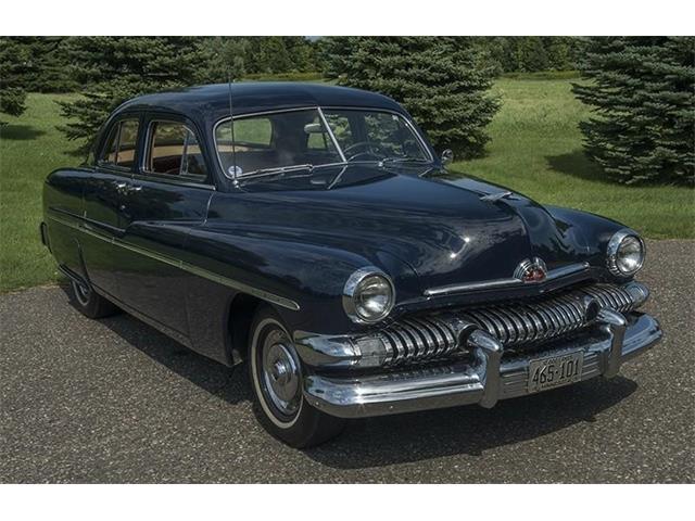 1951 Mercury 4 Door Sport Sedan | 896387