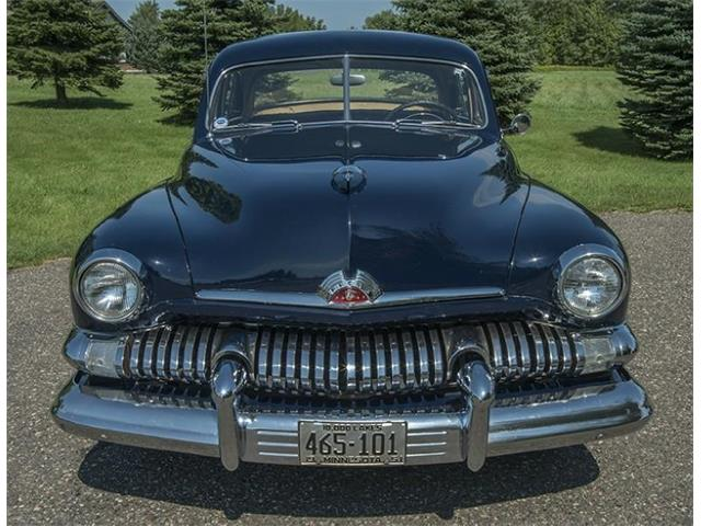 1951 Mercury 4-Dr Sedan | 896387