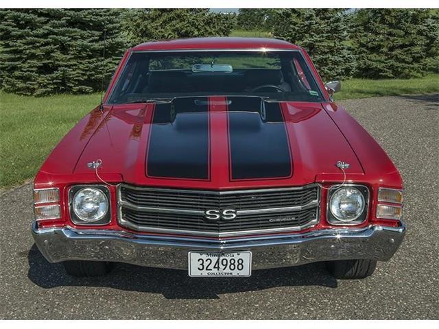 1971 Chevrolet Chevelle | 896388