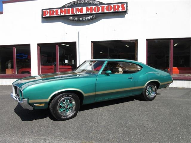 1972 Oldsmobile Cutlass Supreme | 896391