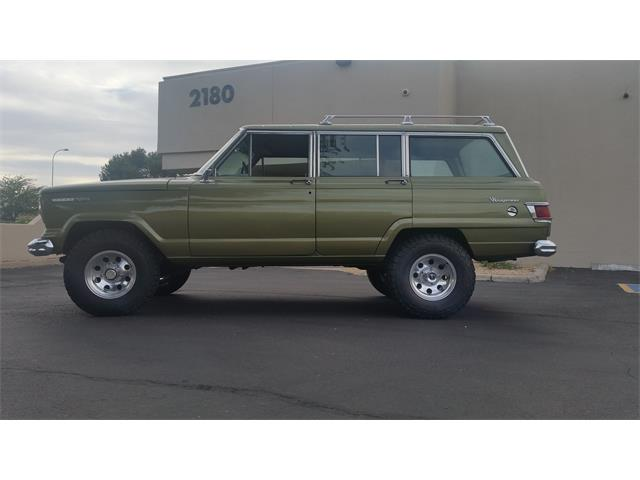 1970 Jeep Wagoneer | 890640