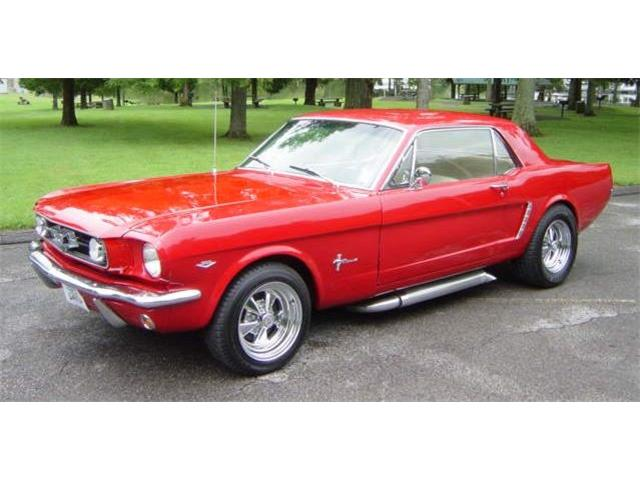 1965 Ford Mustang | 896401
