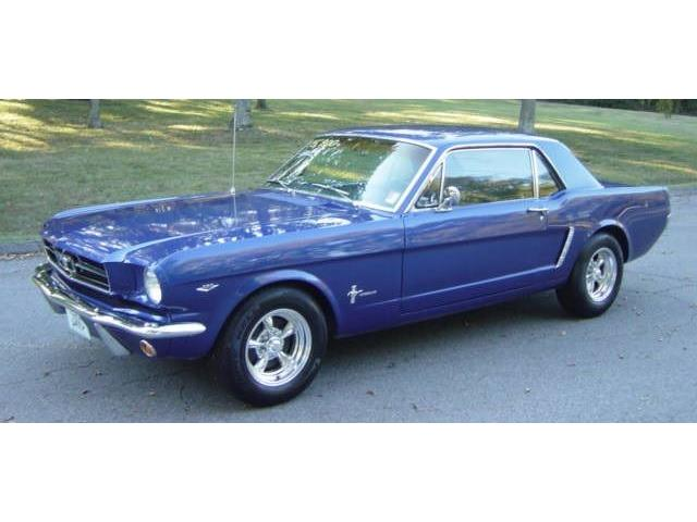 1965 Ford Mustang | 896403