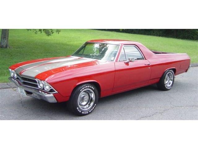 1969 Chevrolet El Camino | 896404
