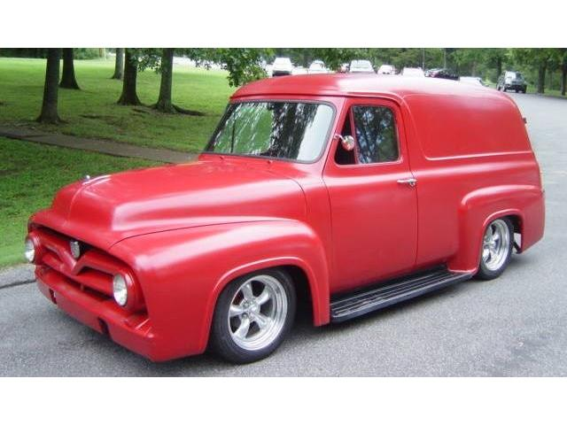 1955 Ford Panel Delivery | 896406