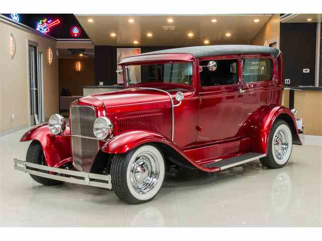 1930 Ford Model A Tudor Sedan Street Rod | 896413