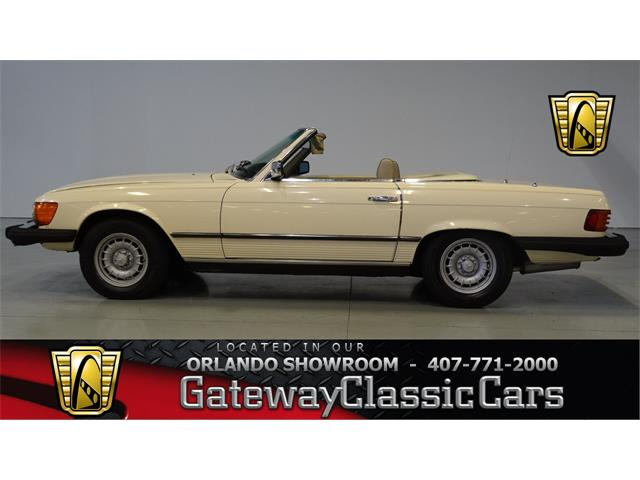 1979 Mercedes-Benz 450SL | 896418