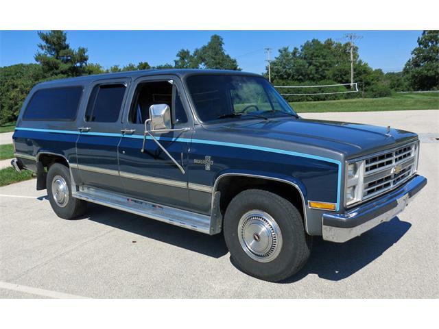 1987 Chevrolet Suburban | 896434