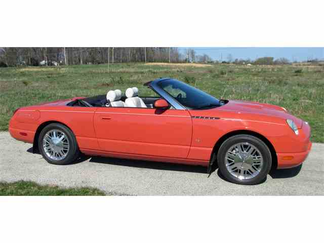 2003 Ford Thunderbird | 896435