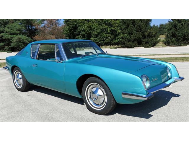 1963 Studebaker Avanti | 896436