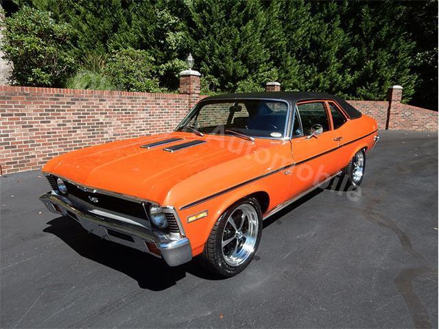 1972 Chevrolet Nova | 896442